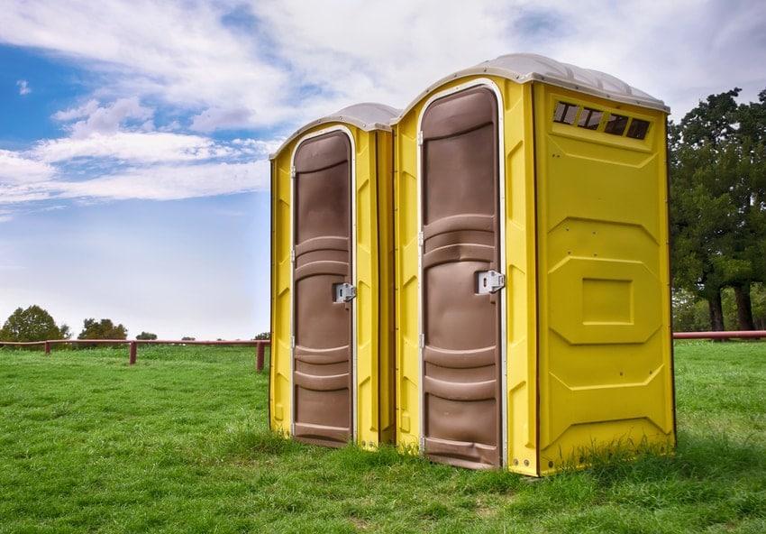 Portable Toilet rental in Los Angeles