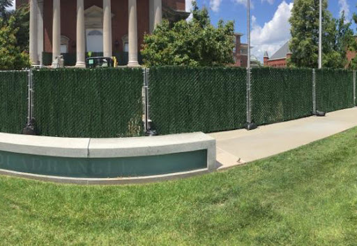Temporary fencing rental Serving in North America
